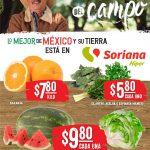 Folleto Soriana Martes y Miércoles del Campo 16 y 17 de marzo 2021