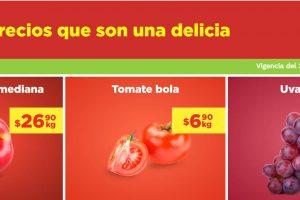 Ofertas Chedraui Martimiércoles de frutas y verduras 30 y 31 de marzo 2021