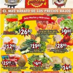 Ofertas Soriana Mercado frutas y verduras 16 y 17 de marzo 2021