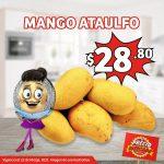 Frutas y Verduras Soriana Mercado 21 y 22 de marzo 2021