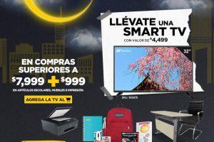 """Venta Nocturna OfficeMax Marzo 2021: Pantalla de 32"""" a $999"""