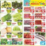 Folleto Casa Ley Frutas y verduras 27 y 28 de abril 2021