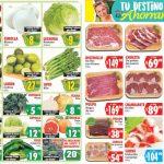 Folleto Casa Ley Frutas y verduras 6 y 7 de abril 2021