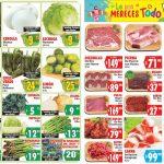 Folleto Casa Ley Frutas y verduras 13 y 14 de abril 2021