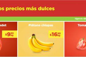 Ofertas Chedraui frutas y verduras 13 y 14 de abril 2021