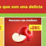 Frutas y Verduras Chedraui 27 y 28 de abril 2021