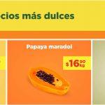Ofertas Chedraui frutas y verduras 6 y 7 de abril 2021