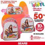 Promoción Festival Infantil día del Niño Sears 2021