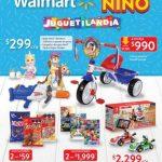 Folleto de Ofertas Walmart Día del Niño al 30 de Abril 2021