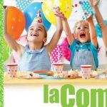 Folleto de Ofertas La Comer día del Niño abril 2021