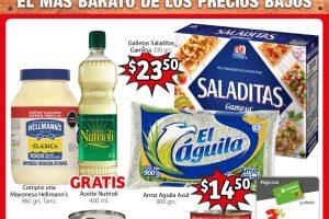 Folleto de ofertas Soriana Mercado Cuaresma al 8 de abril de 2021