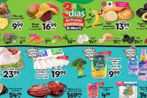 Ofertas SMart frutas y verduras del 20 al 22 de abril 2021