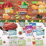 Ofertas SMart frutas y verduras del 6 al 8 de abril 2021