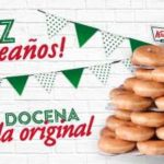 Krispy Kreme Con Monedero Payback Media docena de Donas glaseada Gratis