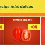 Ofertas Chedraui Martimiércoles de frutas y verduras 20 y 21 de abril 2021