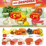 Ofertas Frutas y Verduras Mi tienda del Ahorro del 13 al 15 de abril 2021
