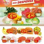Folleto Mi Tienda del Ahorro frutas y verduras del 20 al 22 de abril 2021