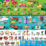 Ofertas SMart frutas y verduras del 13 al 15 de abril 2021