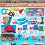 Folleto Soriana Mercado Vacaciones Semana Santa 1 al 5 de abril 2021