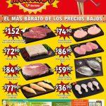 Soriana Mercado: Folleto de carnes frutas y verduras 23 al 26 de abril 2021
