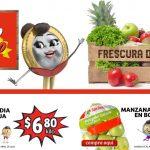 Folleto Soriana Mercado frutas y verduras 6 al 8 de abril 2021