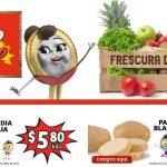 Folleto Soriana Mercado frutas y verduras del 20 al 22 de abril 2021