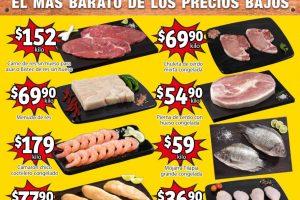 Folleto Soriana Mercado Ofertas fin de semana 30 de abril al 3 de mayo 2021