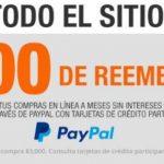 The Home Depot $300 de rembolso en compras online a MSI con Paypal