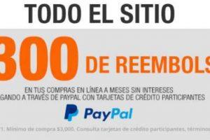The Home Depot: $300 de rembolso en compras online a MSI con Paypal