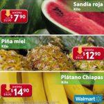 Ofertas Walmart Semana de Frescura del 16 al 22 de abril 2021