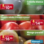 Ofertas Walmart Semana de Frescura del 26 al 29 de abril 2021