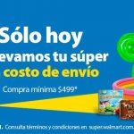 Walmart: Envío gratis Súper Jueves 1 de Abril 2021