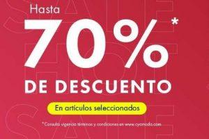 Ofertas C&A Hot Sale 2021: Hasta 70% de descuento