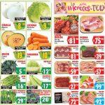 Folleto Casa Ley frutas y verduras 4 y 5 de mayo 2021