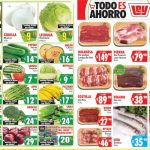 Folleto Casa Ley Frutas y verduras 18 y 19 de mayo 2021