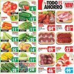 Folleto Casa Ley Frutas y verduras 25 y 26 de mayo 2021