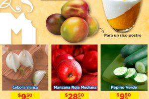Ofertas Chedraui frutas y verduras 25 y 26 de mayo 2021