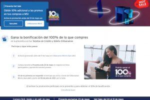 Promociones Citibanamex Hot Sale 2021: 10% adicional en tus compras