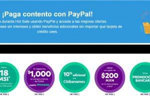 Costco Hot Sale 2021: Promociones pagando con Paypal