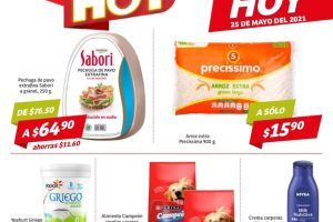 Ofertas Soriana Hot Sale Días Rendidores 25 de mayo 2021