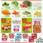 Ofertas Soriana carnes frutas y verduras del 21 al 24 de mayo 2021