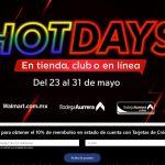 Hot Days 2021: 10% de bonificación en Walmart, Bodega Aurrera y Sams con Citibanamex