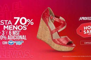 Ofertas Andrea Hot Sale 2021: 2×1 en tenis y 3×2 en ropa