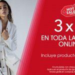 Promoción LOB Hot Sale 2021: 3×2 en toda la tienda