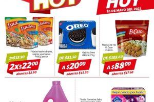 Ofertas Soriana Hot Sale Días Rendidores  26 de mayo 2021