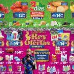 Ofertas SMart frutas y verduras del 25 al 27 de mayo 2021