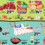 Folleto SMart frutas y verduras del 18 al 20 de mayo 2021