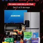 Folleto Sams Club Hot Days ofertas del 21 al 31 de mayo 2021