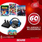 Ofertas Sears Hot Sale 2021: Hasta 60% de descuento