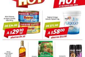 Folleto Soriana Hot Sale Días Rendidores 27 de mayo 2021